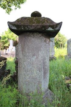 千葉胤信墓