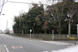 烏森神社(鵠沼神明社)