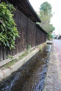 喜連川横町