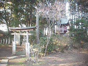 妙光寺妙見社