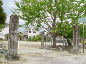 水ヶ江城跡