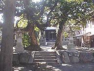 相馬屋敷跡