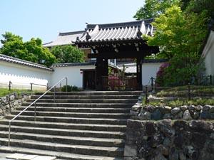 東福寺栗棘庵(招月庵)